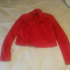Rock and Republic pink jacket
